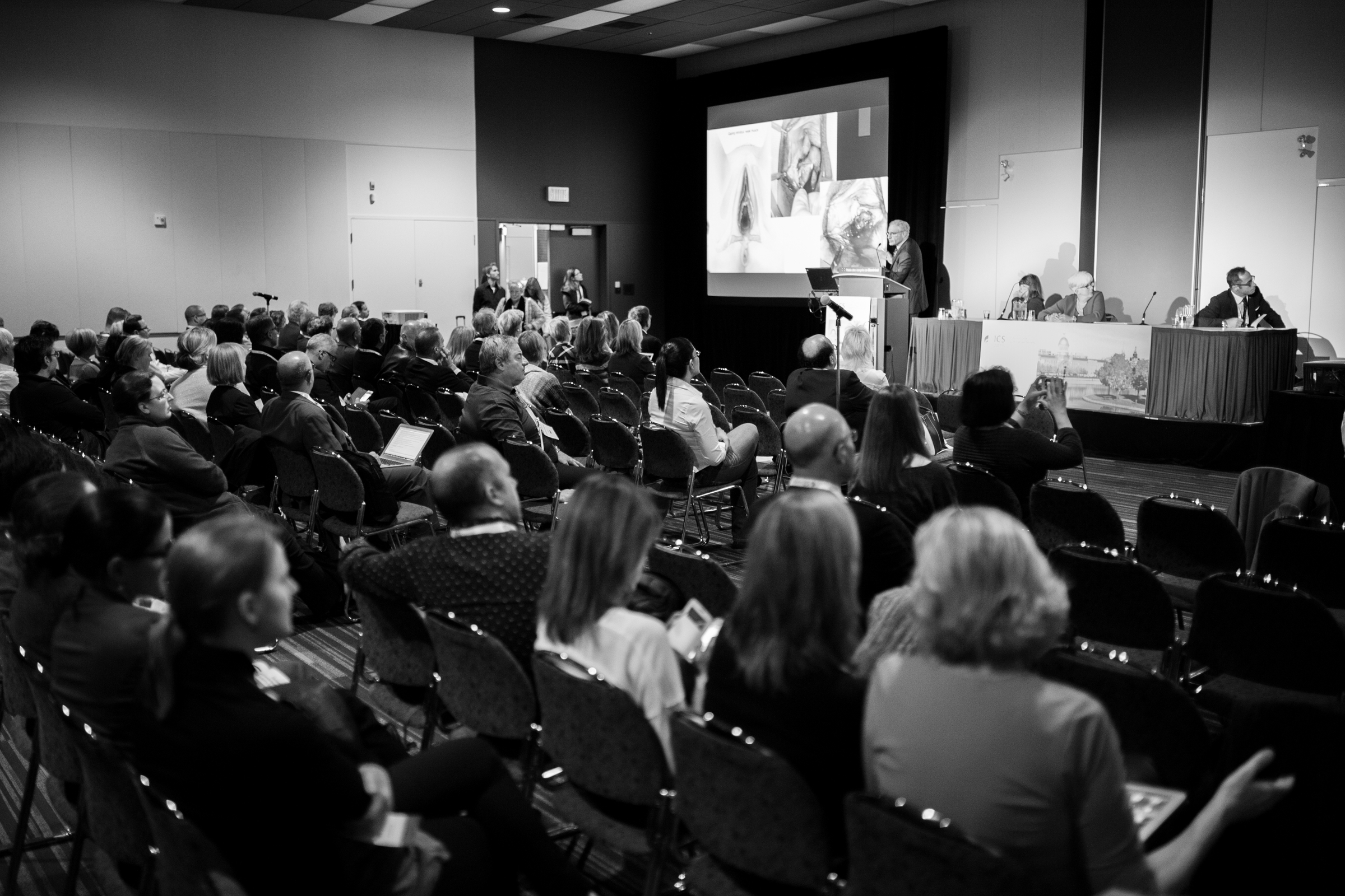 Annual Meeting of the International Continence Society (ICS) in Montreal, Canada