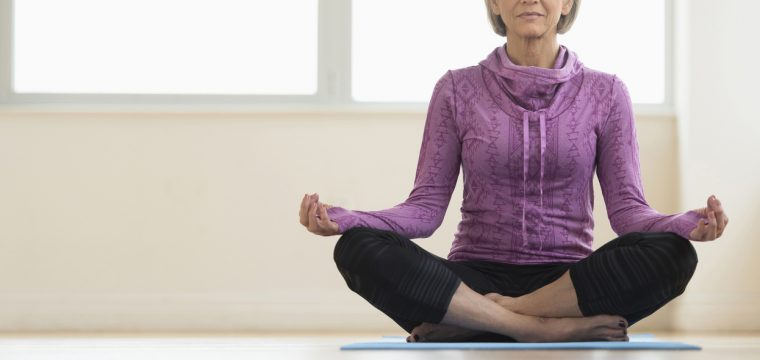 Short Breathing Exercises to Ease Hot Flashes